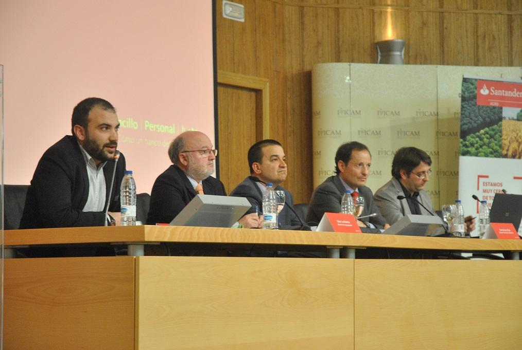 Álvaro Rubio recuerda que el Ayuntamiento seguirá impulsando y trabajando por el sector agroalimentario