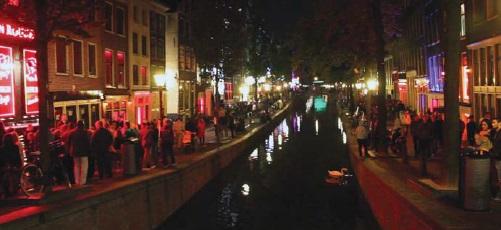 """Amsterdam """"La Venecia del norte"""""""
