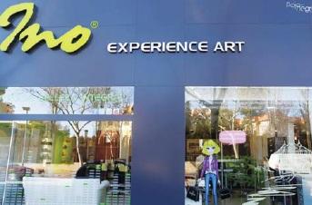 Ayer y hoy de Ino Experience Art
