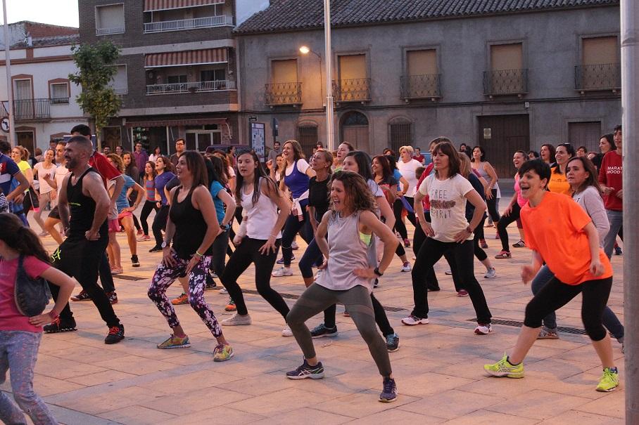 Tercer Maratón de Baile Solidario en La Solana