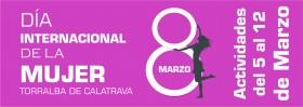 Torralba de Calatrava cierra una completa semana de actividades para celebrar el día internacional de la mujer
