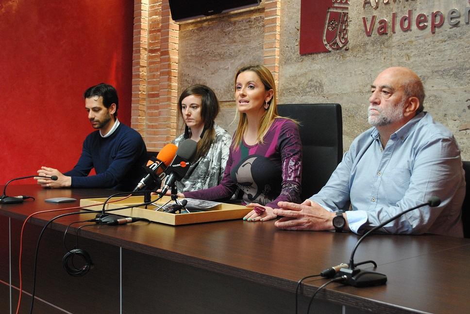 El Teatro Auditorio acoge este viernes un festival con 'Dulcimer' y 'Vaivén' a beneficio de AFAD