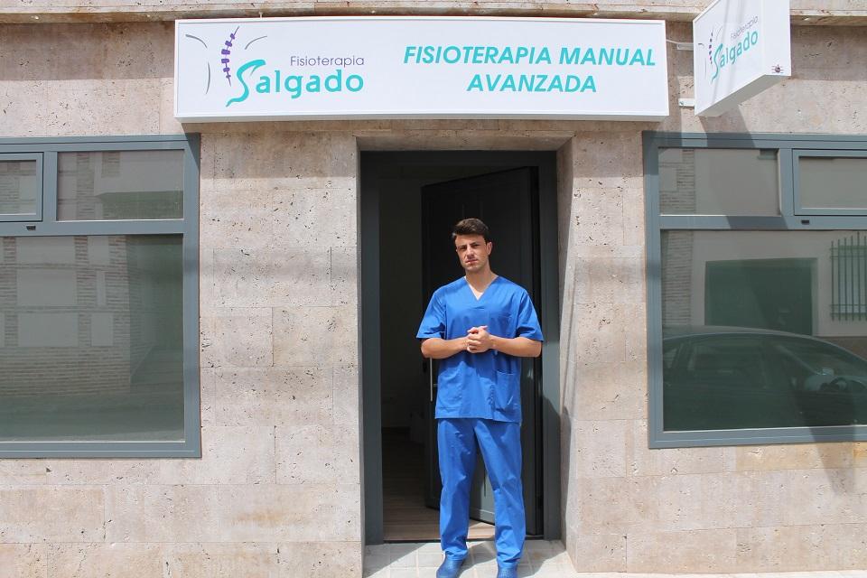 Abre sus puertas Clínica de Fisioterapia Salgado en Manzanares