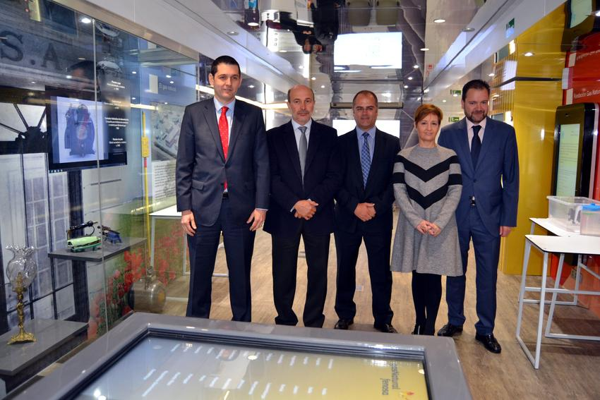 El Energytruck, una exposición itinerante sobre energía, medio ambiente y patrimonio industrial, llega a Ciudad Real