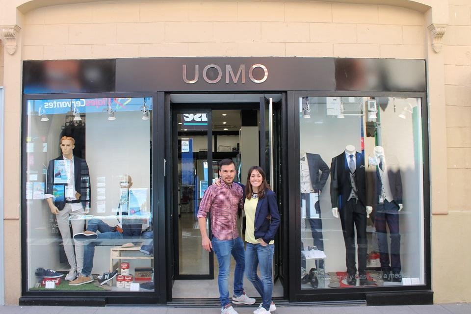La tienda de moda UOMO llega a Valdepeñas