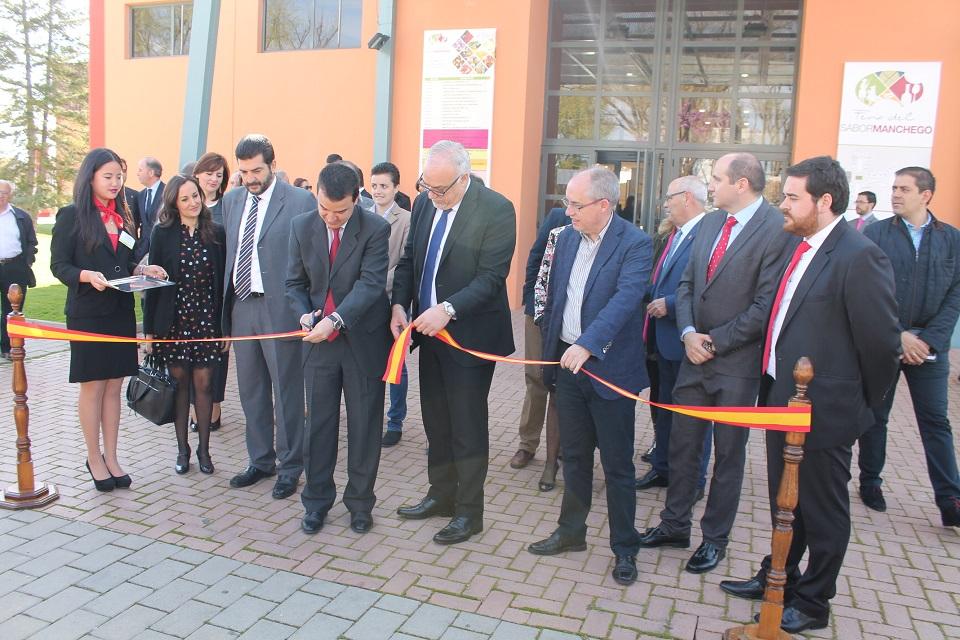 Inaugurada la I Feria del Sabor Manchego (FERSAMA) de Manzanares