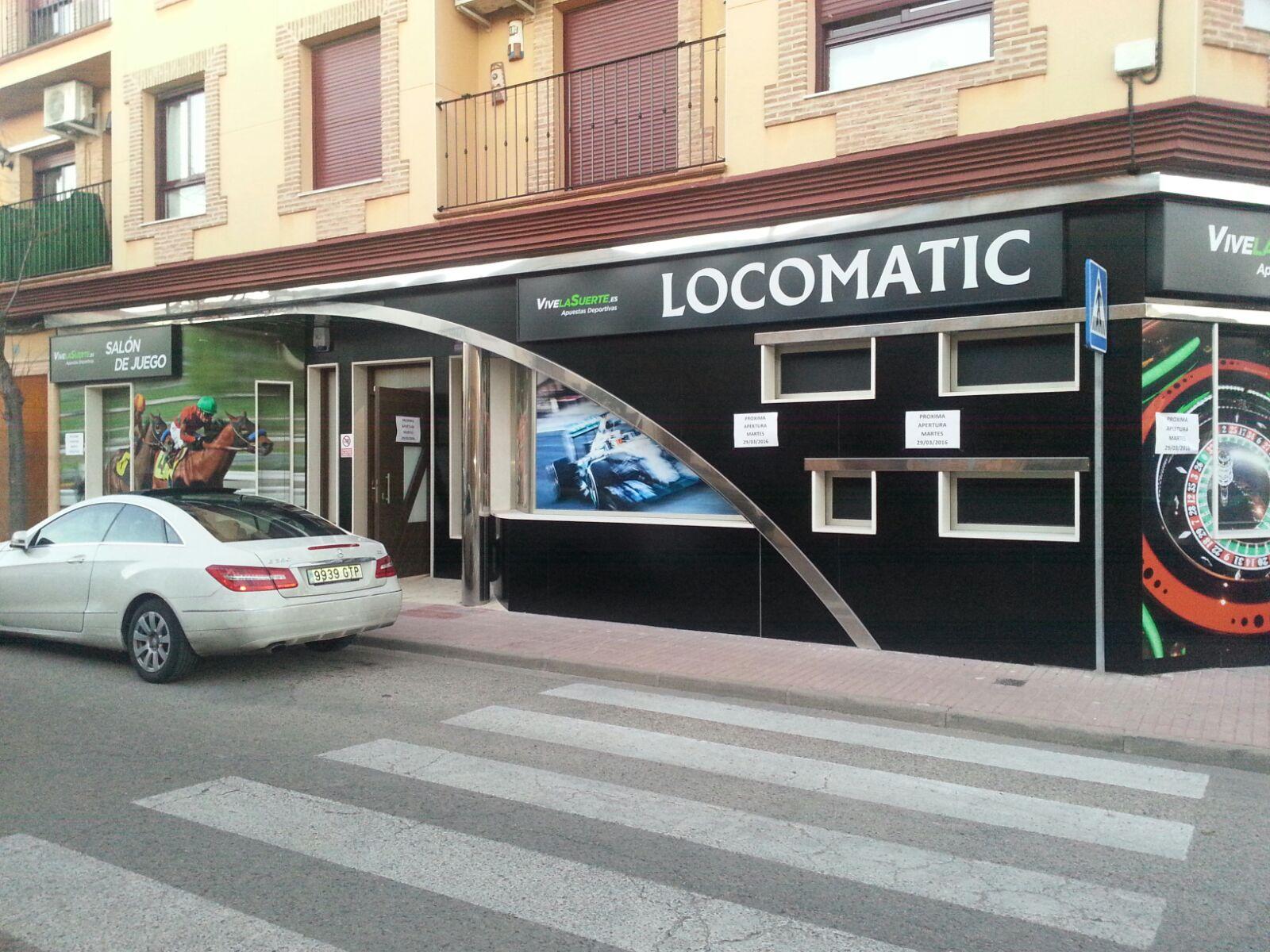 El salón de juego y apuestas Locomatic llega a Pedro Muñoz