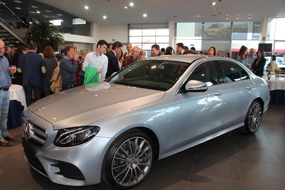 Autotrak, concesionario Mercedes-Benz para Ciudad Real, presentó la Nueva Berlina Clase E