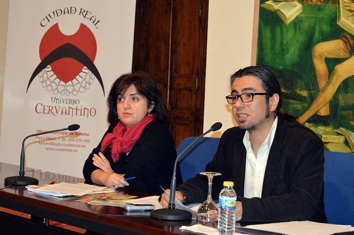Ciudad Real se inunda de actividades en la Semana de Cervantes y el Libro