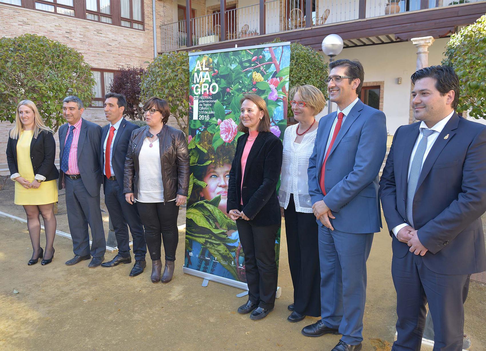 Presentación del 39 Festival de Teatro Clásico de Almagro