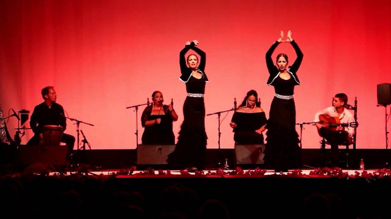 El flamenco de María y Noelia Valdepeñas llega al Ayala