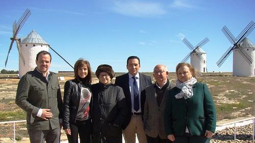 Lucas-Torres presenta un amplio programa cultural para conmemorar el IV Centenario de la muerte de Cervantes