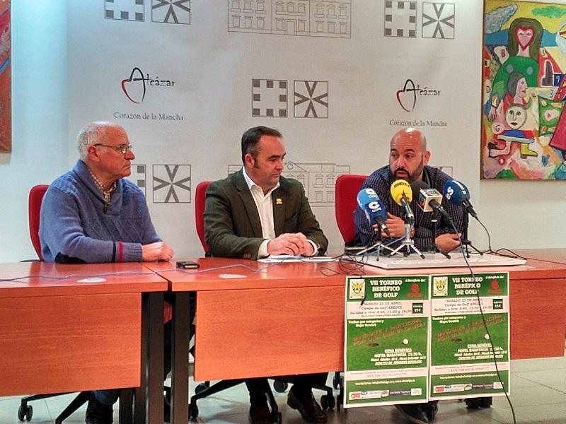 VII torneo benéfico de golf a beneficio de Cáritas