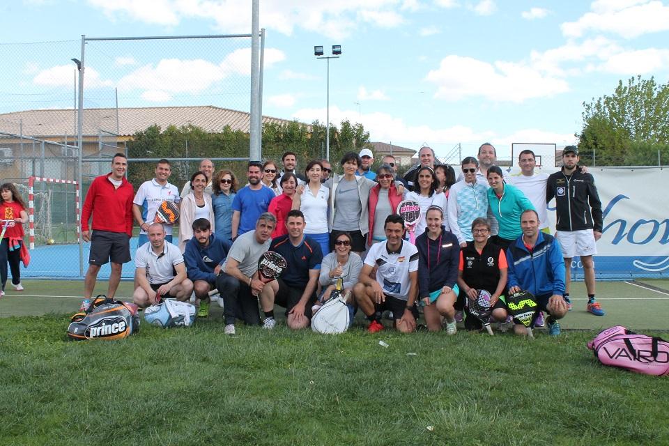 III Torneo de Pádel a favor de APAFES