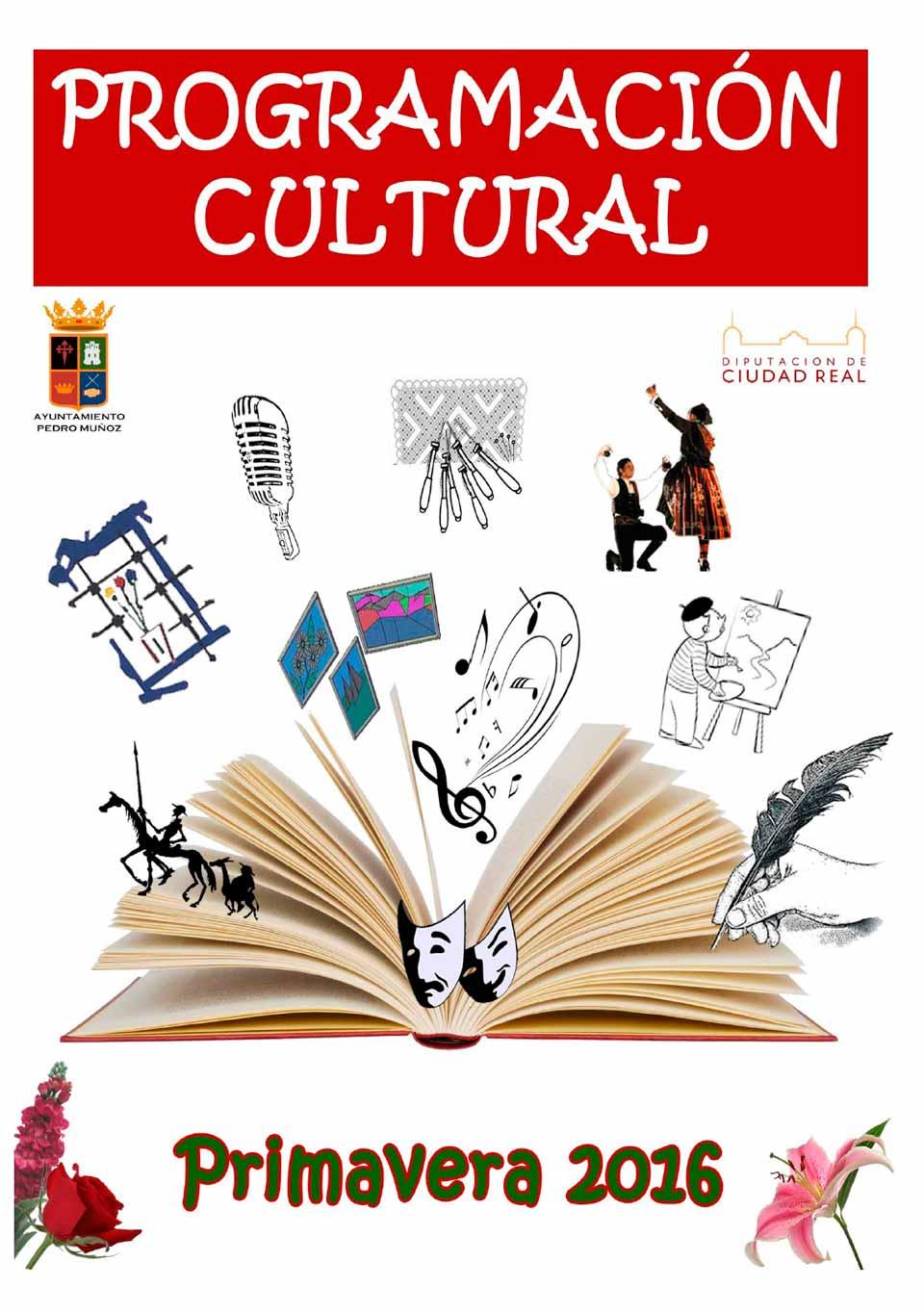 Se presenta la propuesta cultural de primavera en Pedro Muñoz