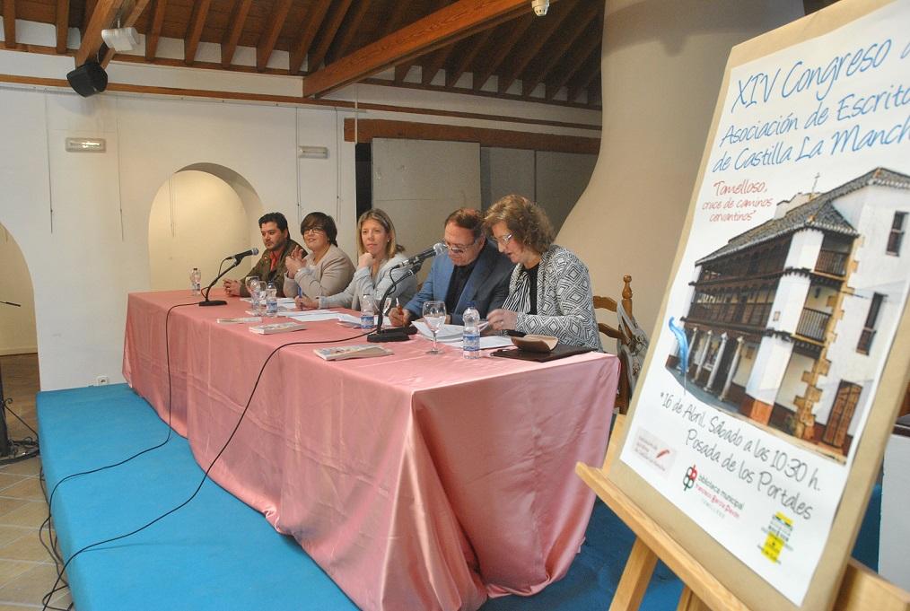 Tomelloso acogió el XIV Congreso de Escritores de Castilla-La Mancha