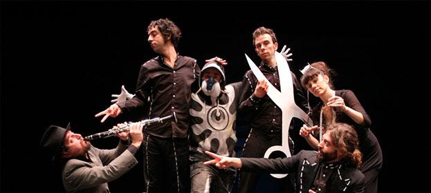 «Corten» a cargo del Grupo Impromadrid en el Teatro Cine Paz