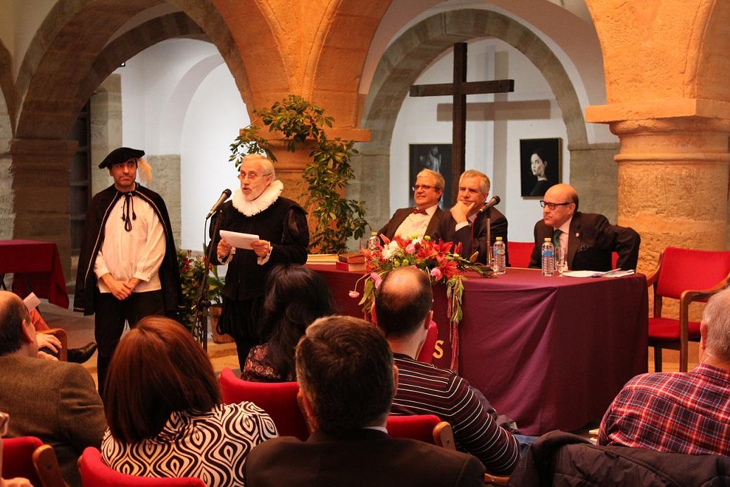 Clausura de las Tertulias Cervantinas Andantes en Villanueva de los Infantes