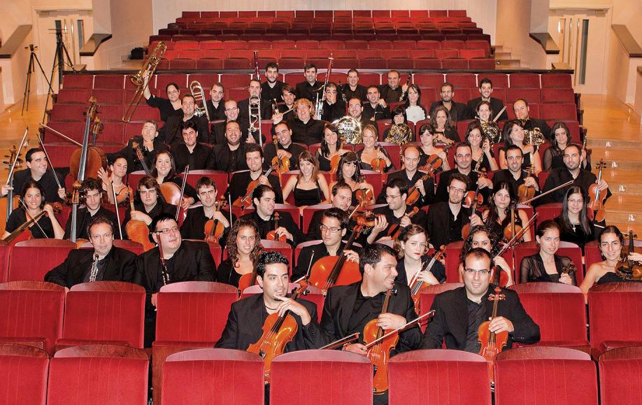 La Orquesta Sinfónica Verum actúa el sábado en el Teatro Municipal