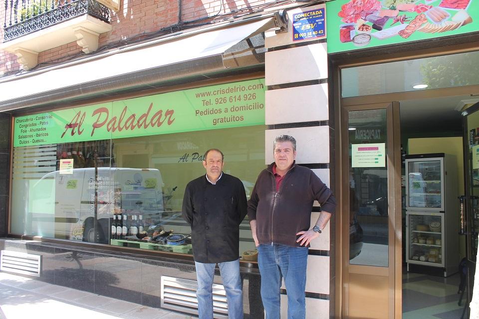 """Abre sus puertas en Manzanares la nueva tienda """" Al Paladar """" en la calle Jesús del Perdón"""