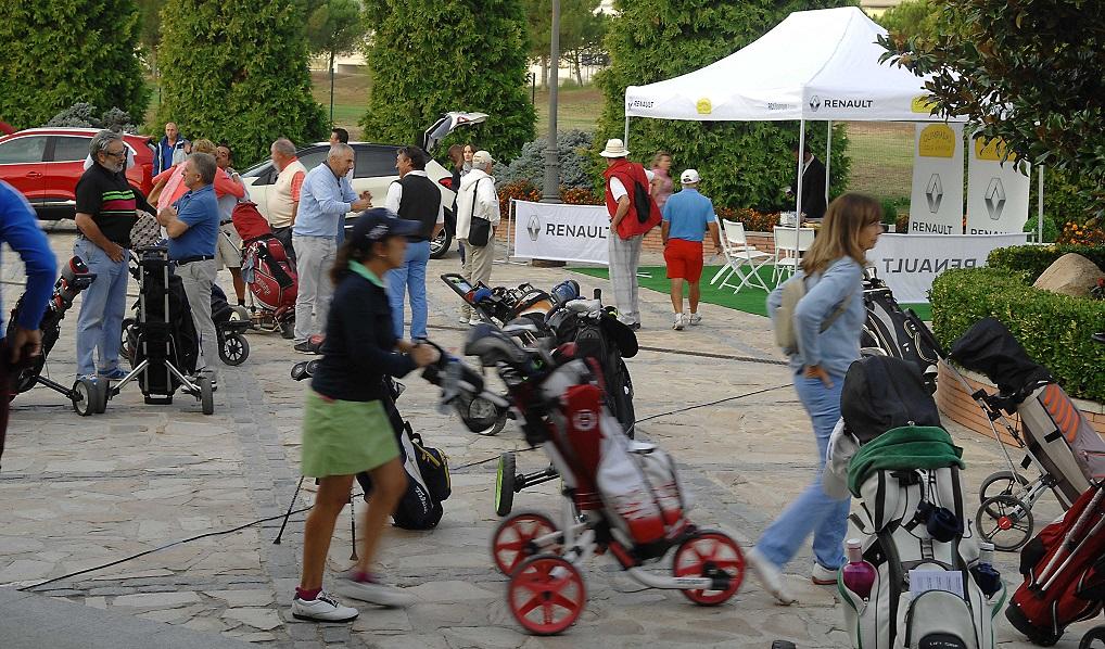 Circuito Renault de Golf Amateur/Luis Corralo