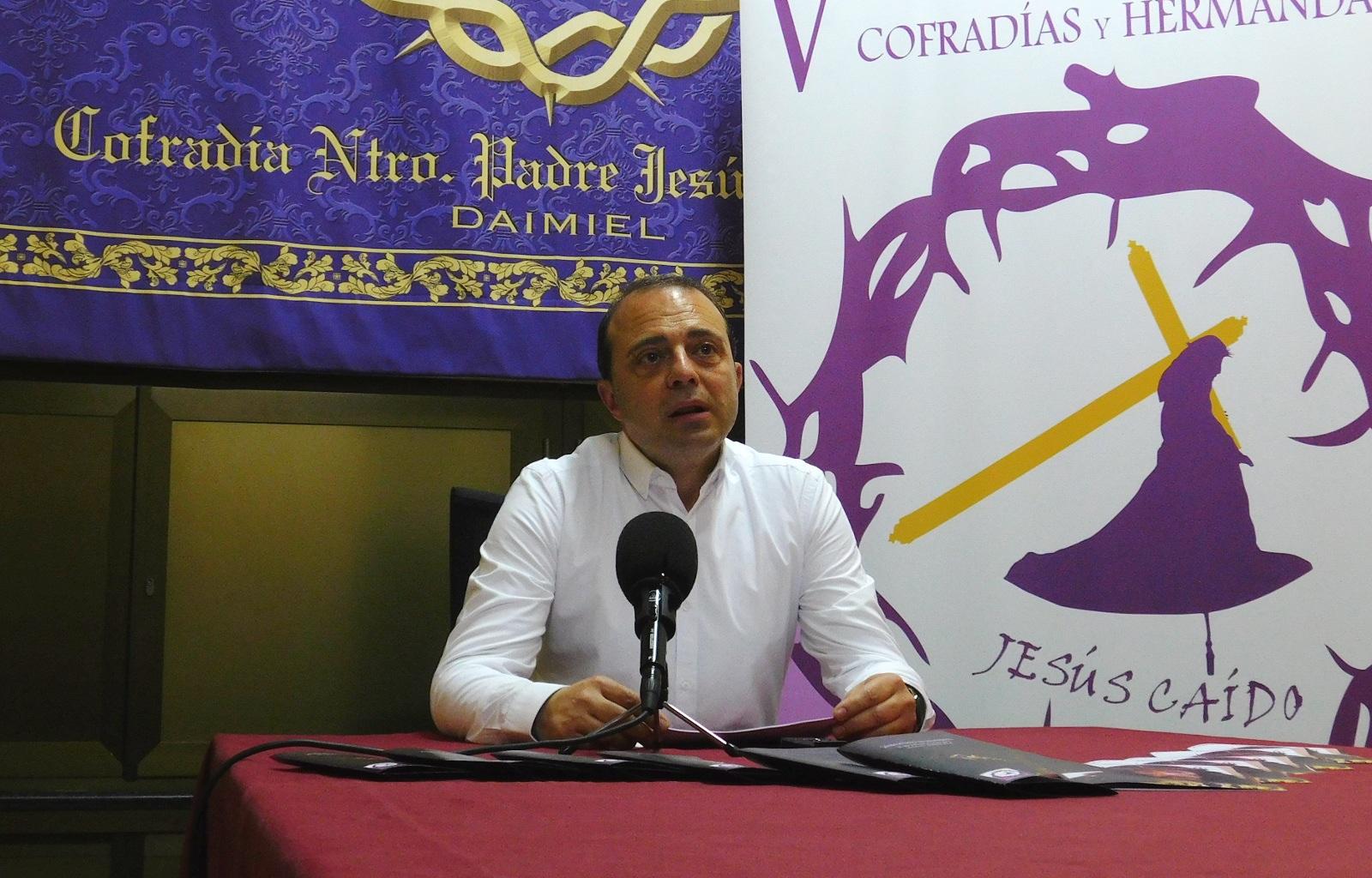Daimiel, sede del V Congreso Nacional de cofradías y hermandades de Jesús Caído