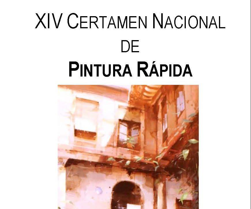 """La Asociación de Artistas Plásticos """"Arteaga Alfaro"""" de Villanueva de los Infantes convoca el XIV Certamen Nacional de Pintura Rápida"""