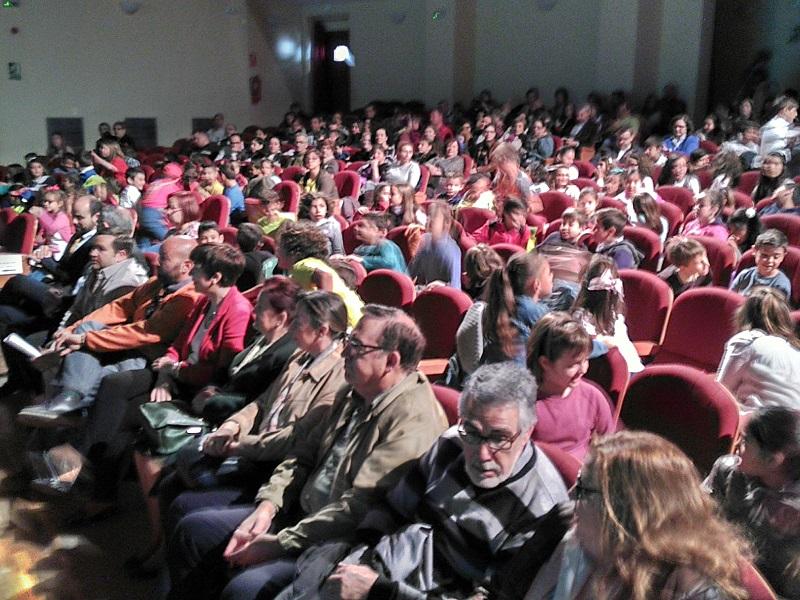El colegio público el Santo celebra su centenario