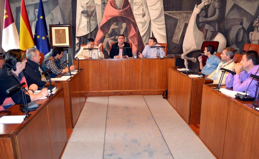 El Consorcio de RSU de Ciudad Real aprueba por unanimidad adherirse al convenio entre la Junta y Ecovidrio