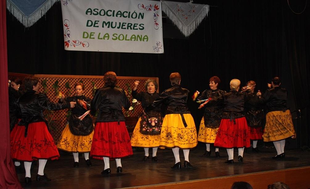 Nuevo éxito en el festival de artistas solaneras