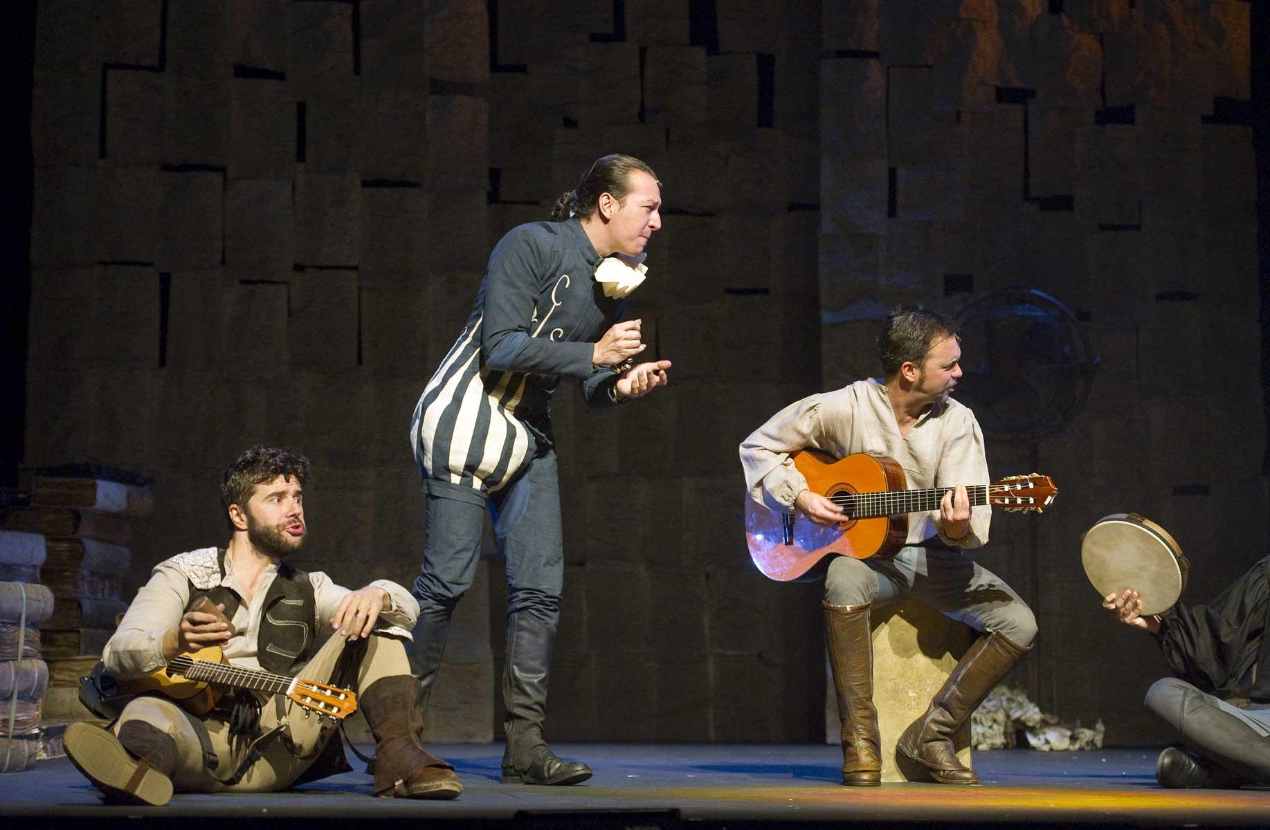 Gran éxito de la Muestra Local de Teatro en su ecuador - Cervantina