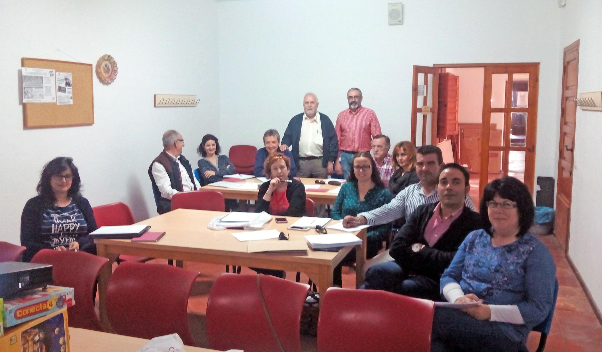 Infantes acoge un curso sobre el Sistema de Liquidación Directa (SILTRA) para Técnicos de la Administración Local