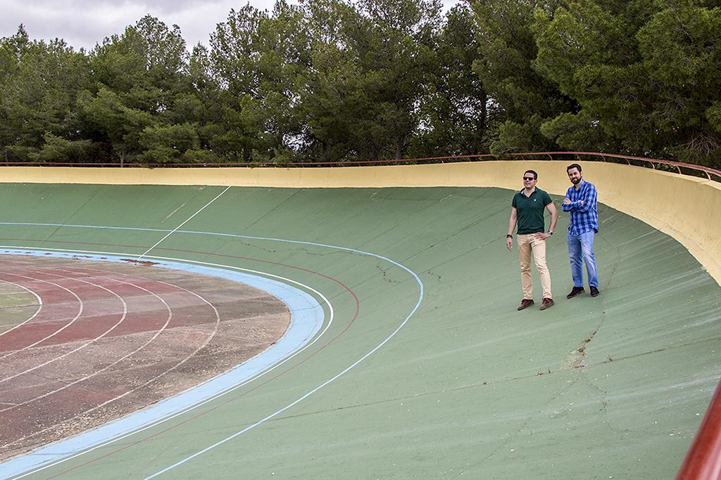 El velódromo de Tomelloso abrirá sus puertas para uso y disfrute de los deportistas
