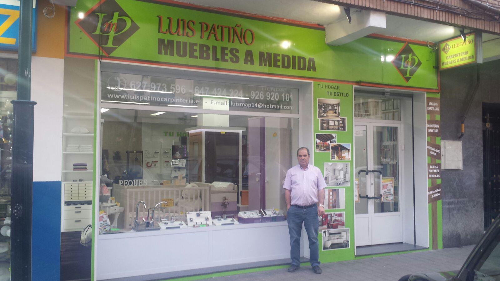 Luis pati o muebles a medida abre sus puertas en ciudad real revista ayer y hoy - Muebles valdepenas ...