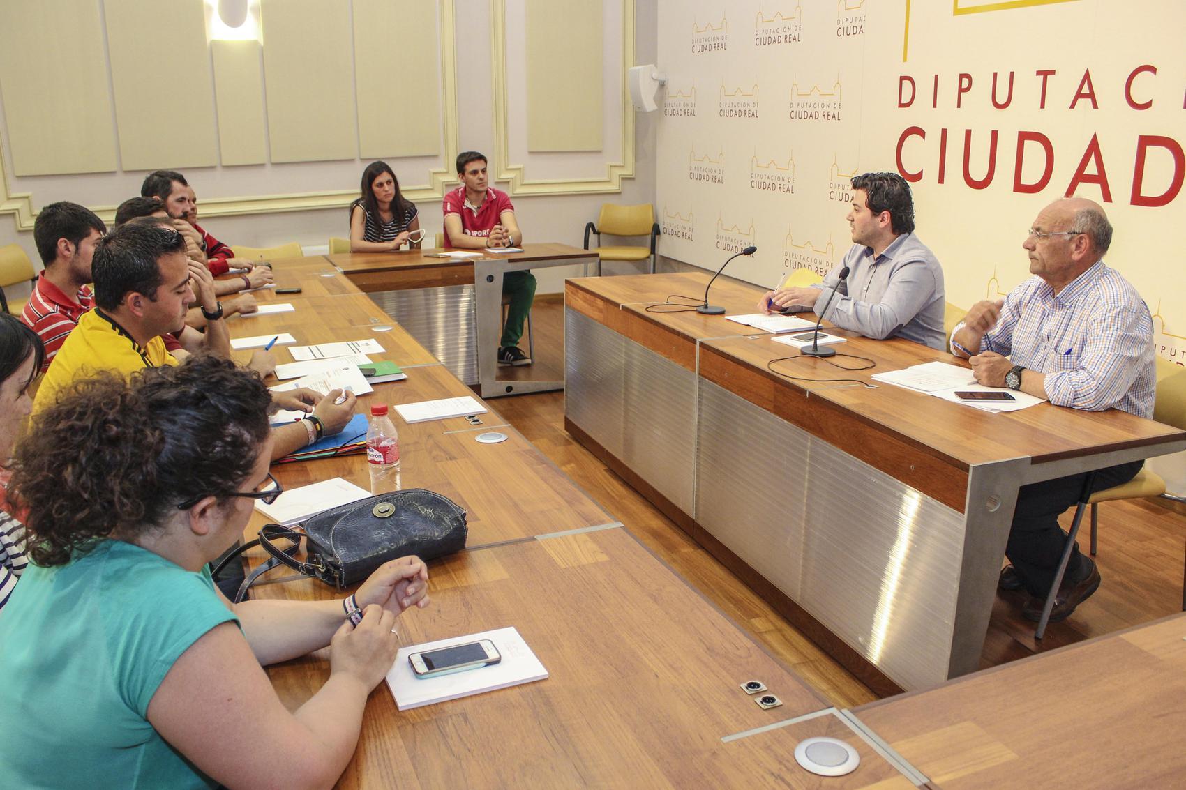 Moral de Calatrava acoge la final de la liga comarcal de fútbol-sala femenina