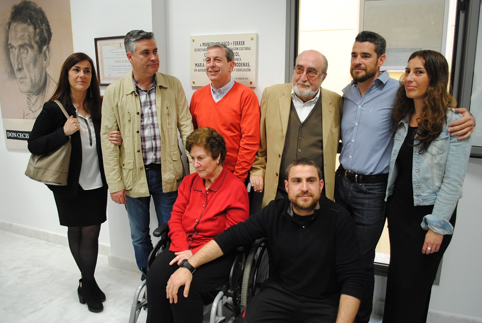 El espacio dedicado a Fillol rinde también homenaje a Manuel Velasco