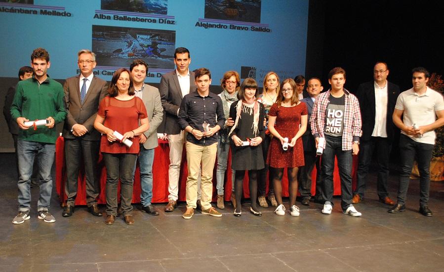 Premios Gala del Deporte de Valdepeñas