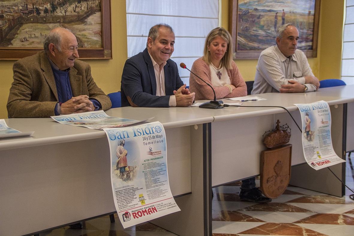 San Isidro se celebrará por primera vez en los terrenos de su nueva ermita