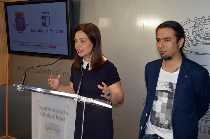 Pilar Zamora invita a todos a pasar el puente en Ciudad Real celebrando el Día de la Región
