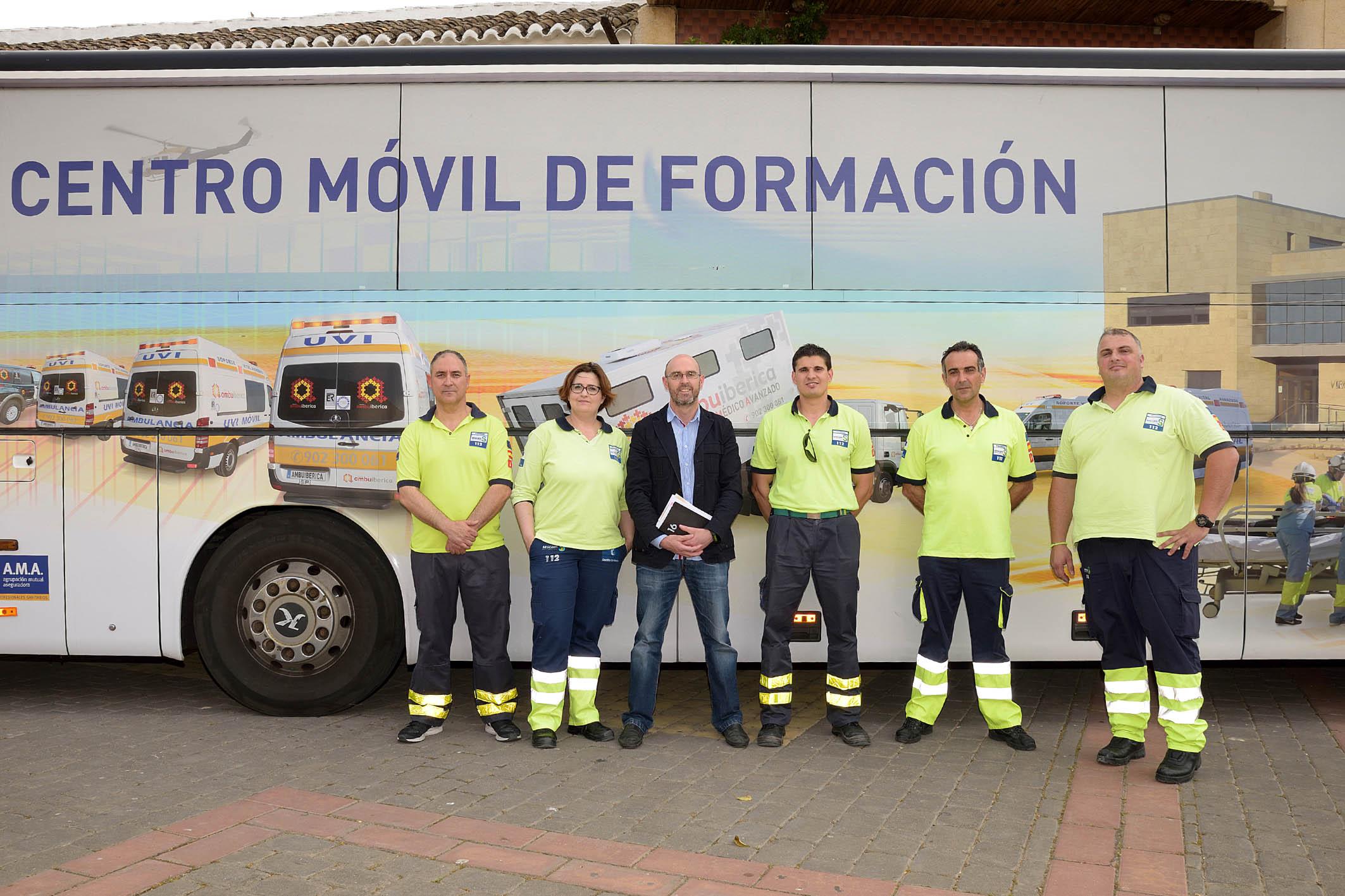 La Fundación Ambuibérica imparte en Argamasilla de Alba cursos de Primeros Auxilios
