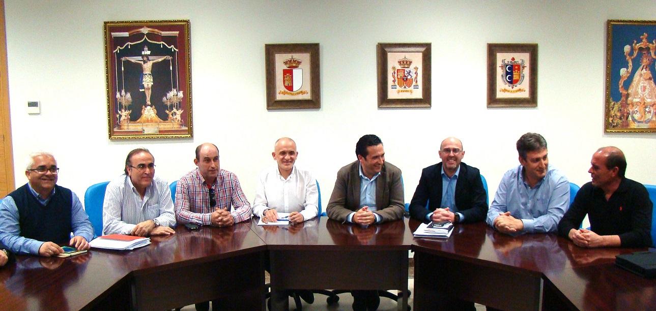 La Junta de Gobierno de Comsermancha inicia en Campo de Criptana la ronda de reuniones que llevará a cabo en los veintiún municipios de la Mancomunidad