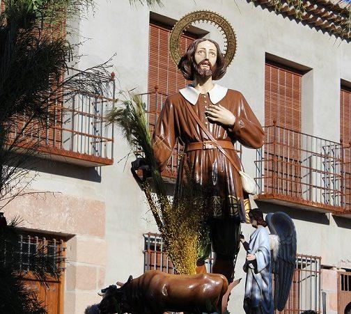 Este fin de semana comienzan los actos en honor a San Isidro en Villanueva de los Infantes