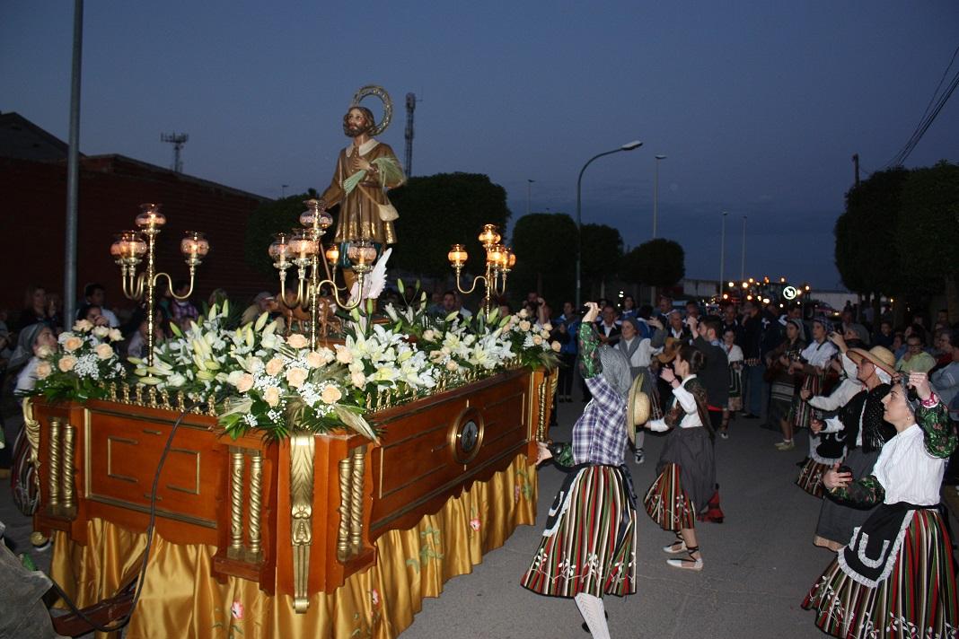 San Isidro en La Solana