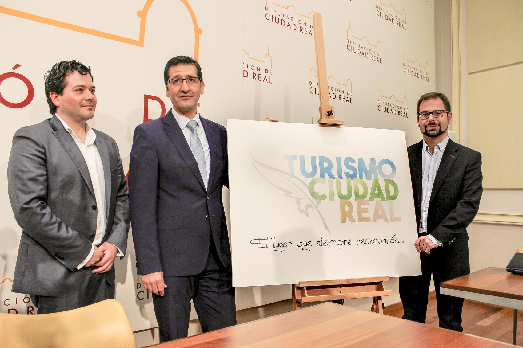 » Turismo Ciudad Real » la marca que lanza la Diputación para dar a conocer la provincia