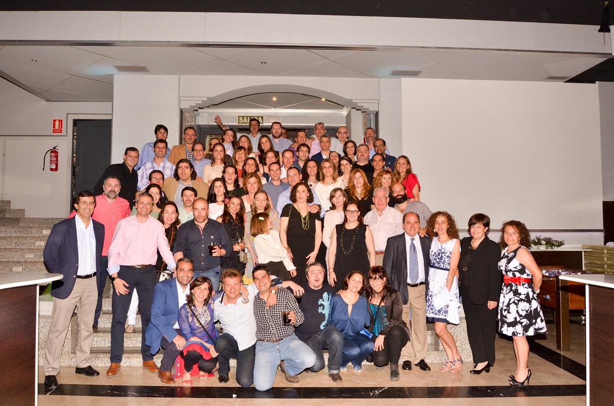 XXV aniversario de la finalización del COU de la promoción 90/91 de los Colegios San José y Marianistas de Ciudad Real