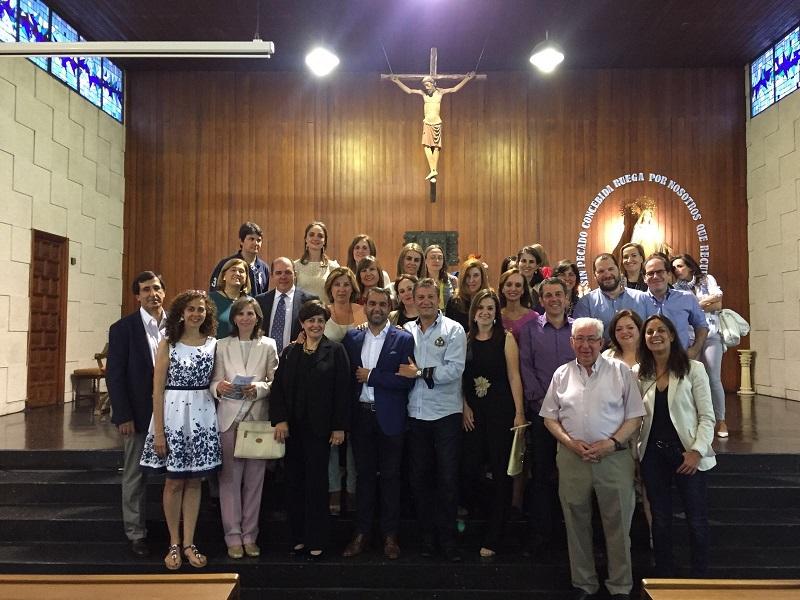 XXV aniversario de la finalización del COU de la promoción 90-91 de los Colegios San José y Marianistas de Ciudad Real