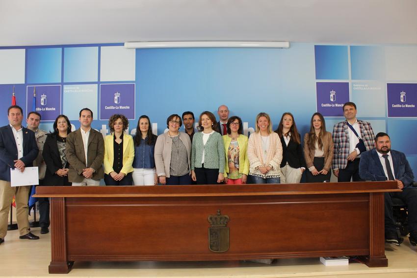El Gobierno regional destina más de 8,5 millones de euros a los convenios de Ayuda a Domicilio con 96 ayuntamientos de la provincia de Ciudad Real