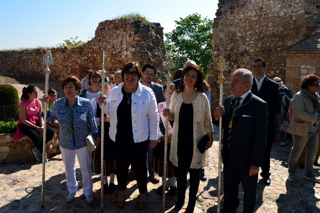 """Zamora: """"Trabajamos para reactivar el yacimiento de Alarcos como foco de turismo para Ciudad Real"""""""