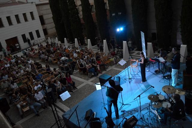 27 Festival de Corto, actuación Quinteto