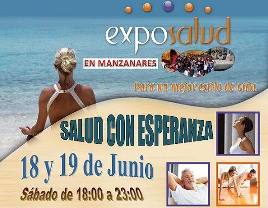 """Manzanares acogerá la Feria Internacional de la Salud """" Exposalud """""""